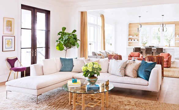 home tour darius rucker beach house living room by angie hranowsky 3