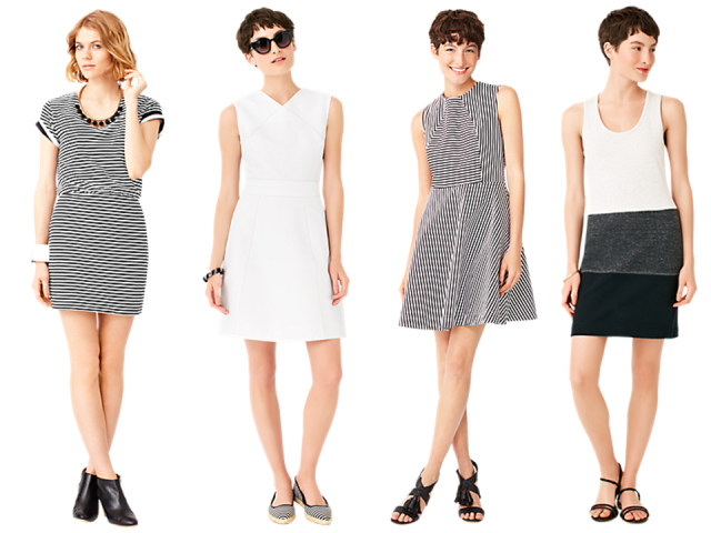 Kate Spade Saturday Sale Alert Crosswalk Stripe Dress The Covetable
