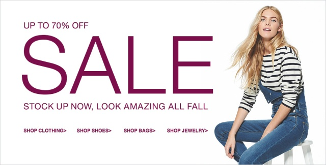 Shopbop Sale Alert Up to 70% off Sale New Fall Markdowns
