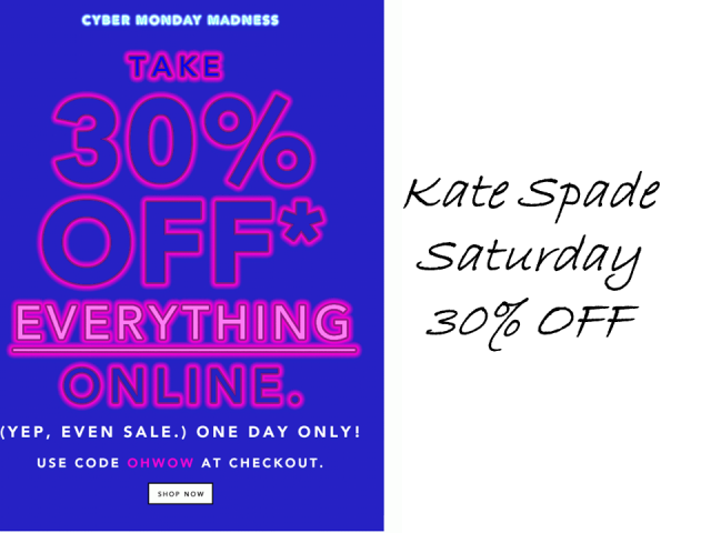 1-CYBER-MONDAY-SALE-KATE-SPADE-SATURDAY