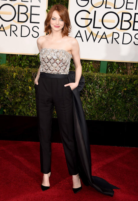 Emma-Stone-Lanvin-Jumpsuit-Golden-Globes-Red-Carpet