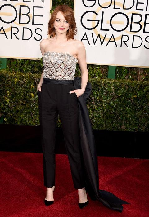Emma-Stone-Lanvin-Jumpsuit-Golden-Globes-Red-Carpet