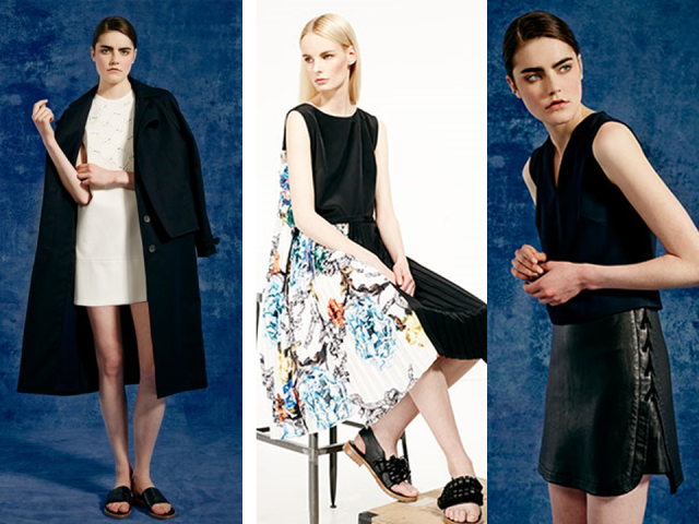 tibi Resort 2015 Collection Lookbook Love TheCovetable 1