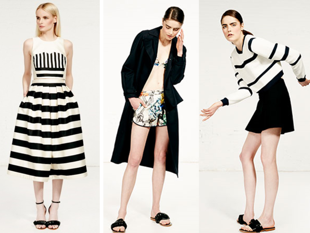 tibi Resort 2015 Collection Lookbook Love TheCovetable 2
