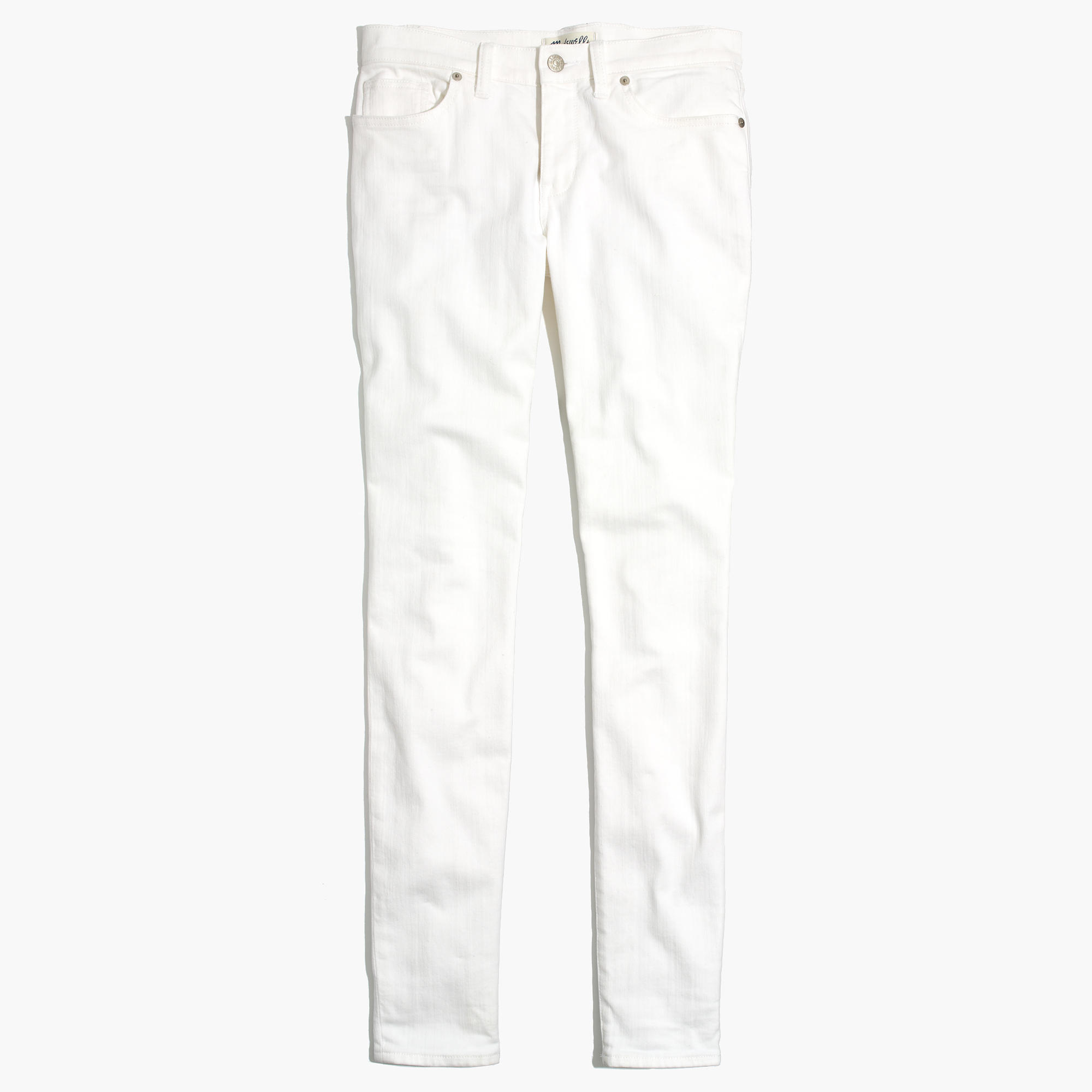 Friday Find: Best White Skinny Jeans EVER | the covetable